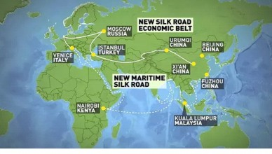 CHINA- One Belt – One Road