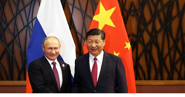 China and Russia Strengthen Their Relations
