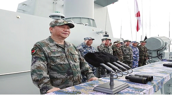 CHINA- PLA Navy Projects in the Next Years