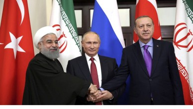 New Turkey-Iran-Qatar axis is rising in Middle East