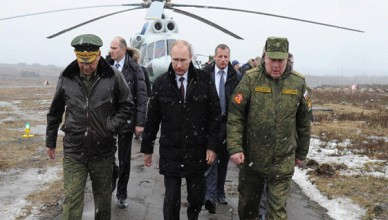 Russia - A2-AD Russian Military Challenge