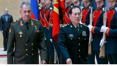 Russia and China – New military partnership