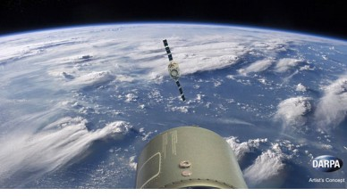 Militarized Competition in Outer Space