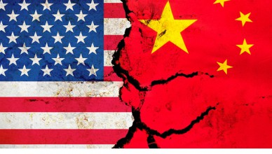 Global Conflict between the United States and China