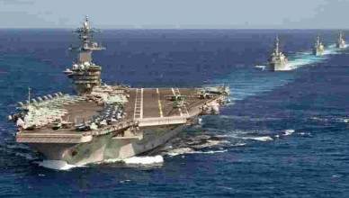 US Navy versus China's People's Liberation Army Navy